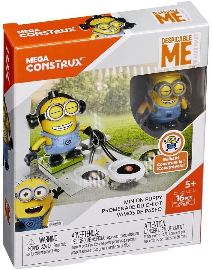 Mega Construx Despicable Me Minion Made Minion Puppy