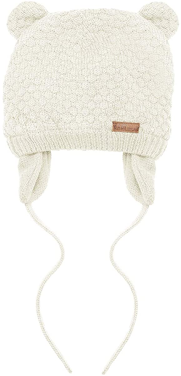 LHTHZHY Newborn Winter Beanie Hat for Baby Girls Boys, Infant Toddler Warm Knitted Hats, Baby Winter Hat