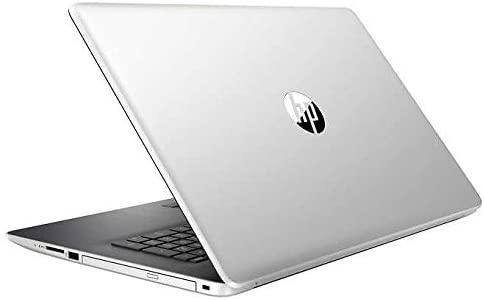 HP - 17.3 IPS FHD Display - Intel 10th Gen i5-1035G1 - DVD Writer - Webcam - Silver - 16GB DDR4 RAM, 256GB PCIE SSD, Bundle with Woov Accessories - Windows 10 Home