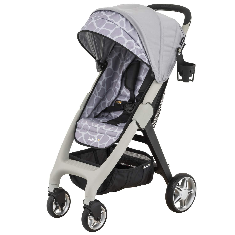 Larktale Chit Chat Compact Lightweight Travel Stroller, Nightcliff Stone