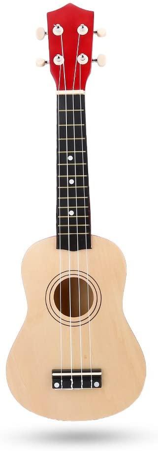 21 Inch Ukulele,Ukulele Musical Instrument Toy Gift for Beginner Kids