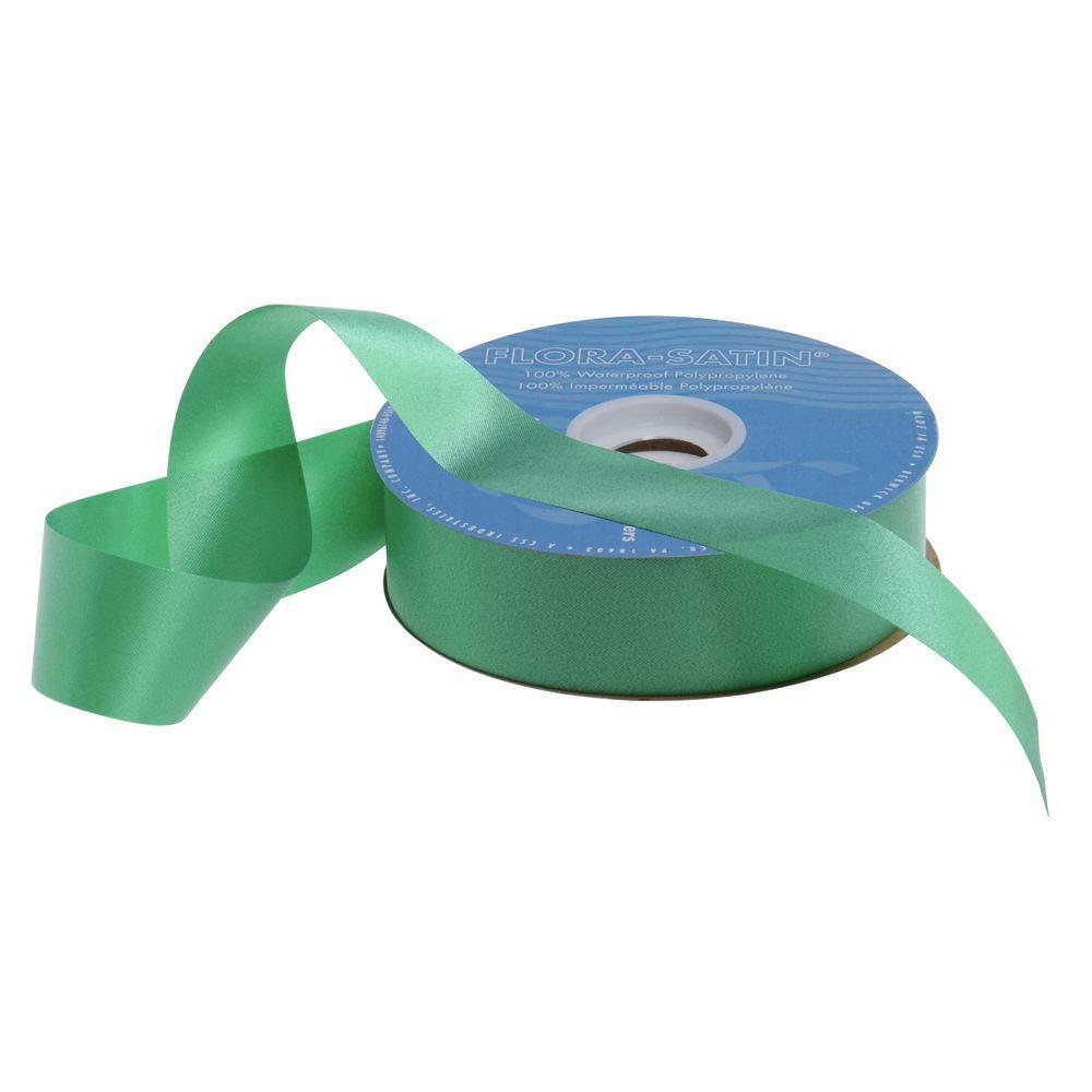 Gift Wrap Ribbon Emerald 1 7/16