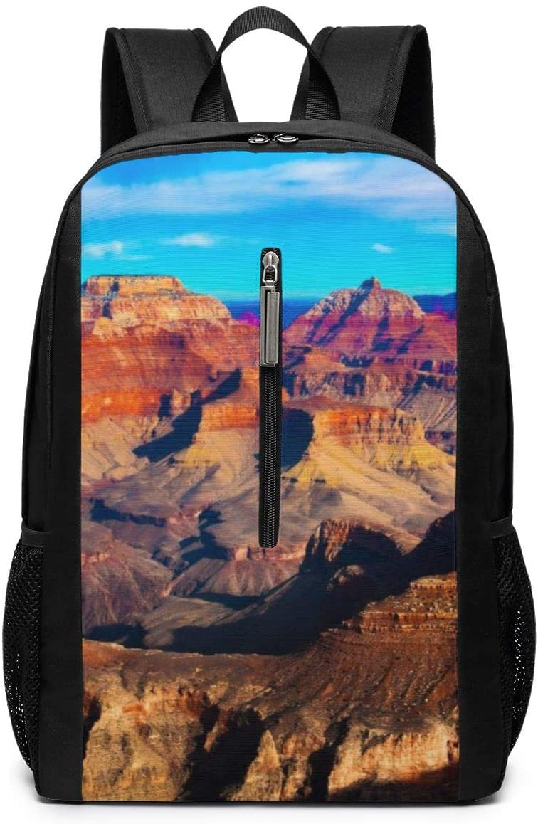 Beautiful Grand Canyon National Park, Arizona Laptop Backpack for Men,School Backpack for Boys,Travel Backpack for Women,Suitable for Work Outdoor Sports Hiking Camping Shopping