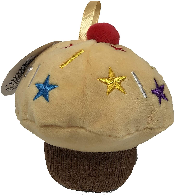 Baby Paper Sensory Cupcake-Vanilla