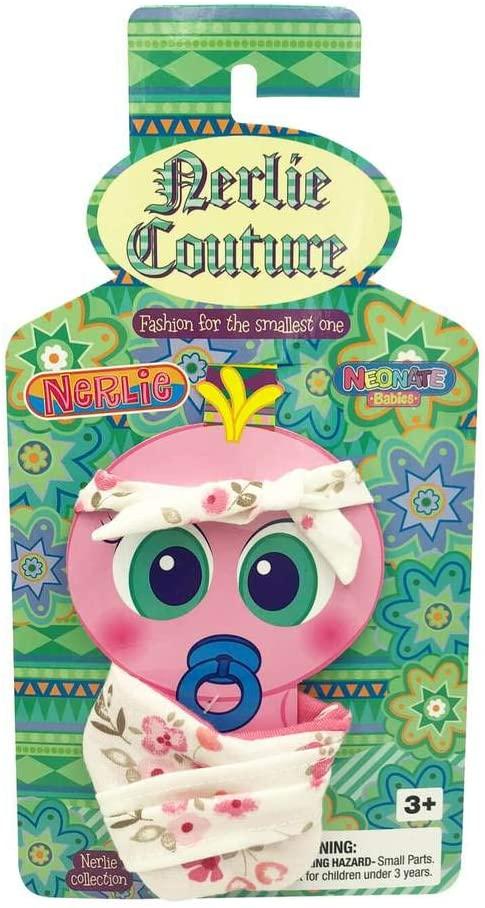 Distroller Neonate Nerlie Girl Flower Pink Sleeping Bag AW19