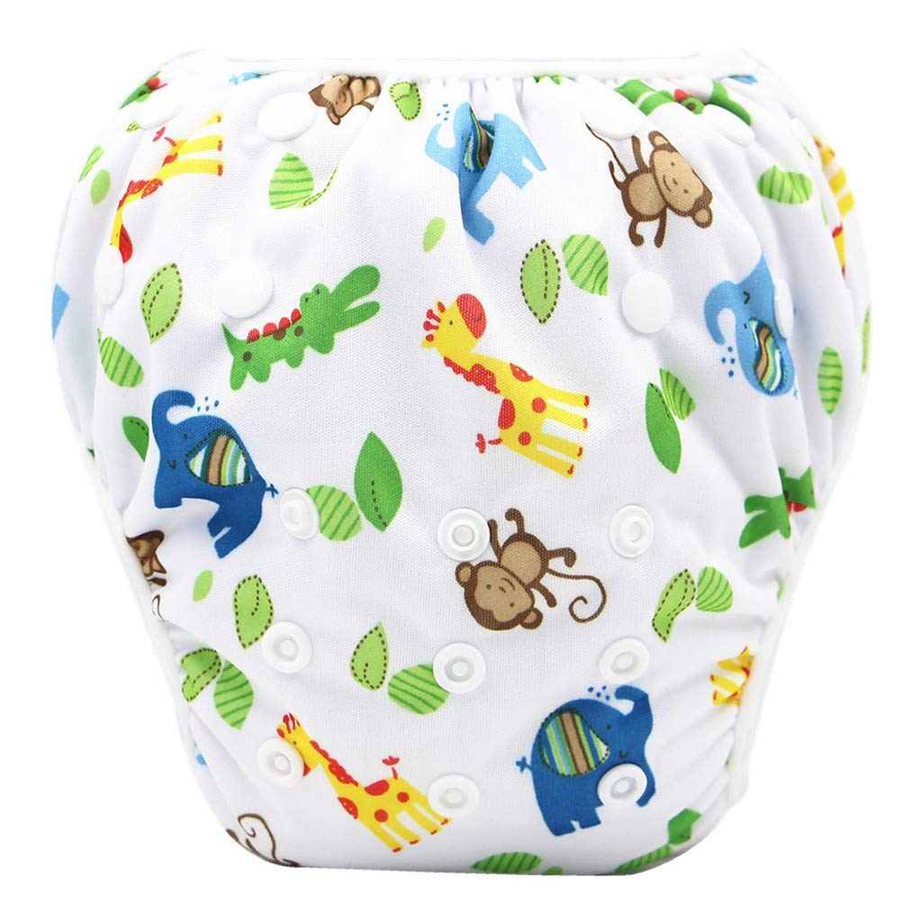 for 0-3 Years Old Boys Pants, Toddler Baby Boy Girl Swim Diapers Reuseable Adjustable for Baby Swimming Lesson