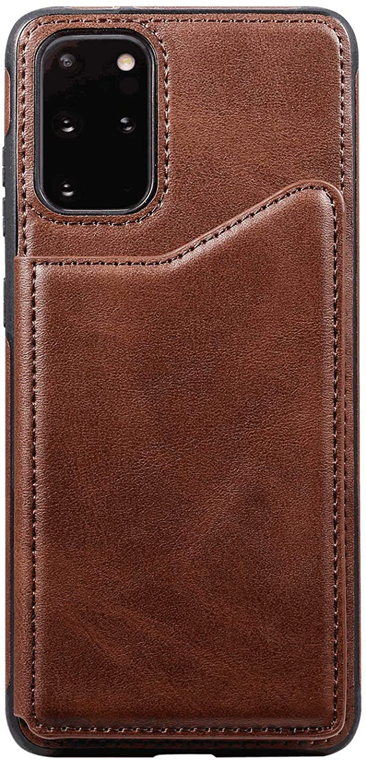 PU Leather Flip Cover Compatible with iPhone 11 Pro, Elegant Wallet Case for iPhone 11 Pro