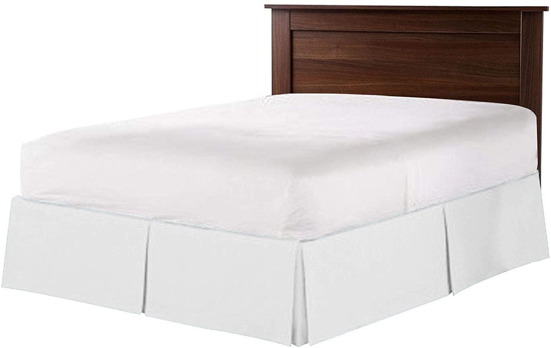 550 TC Egyptian Cotton Bedding 1X Bed Skirt 18