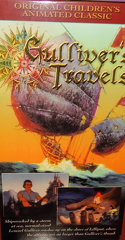 Gullivers Travels [VHS]