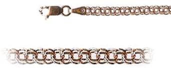 Cardinal Bismark Rose Gold Bracelet