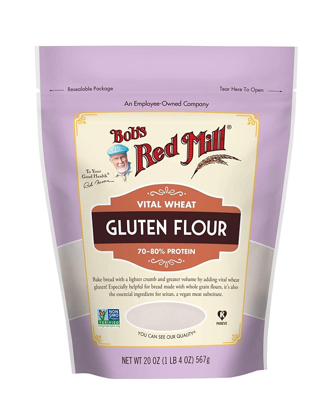 Bob's Red Mill Vital Wheat Gluten Flour, 20 Oz
