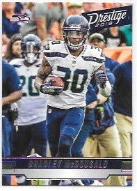 Bradley McDougald 2019 Prestige Seattle Seahawks Card #32
