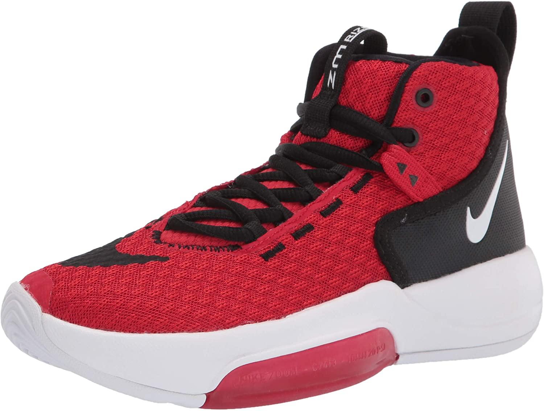 Nike Zoom Rize TB White/White-Black Size