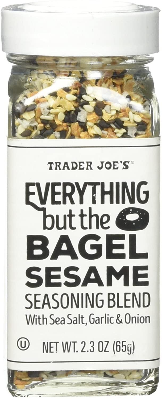 Trader Joe's. Everything but The Bagel Sesame Seasoning Blend