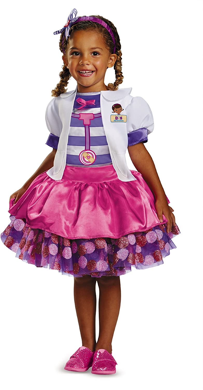 Disney Doc McStuffins Tutu Deluxe Girls' Costume