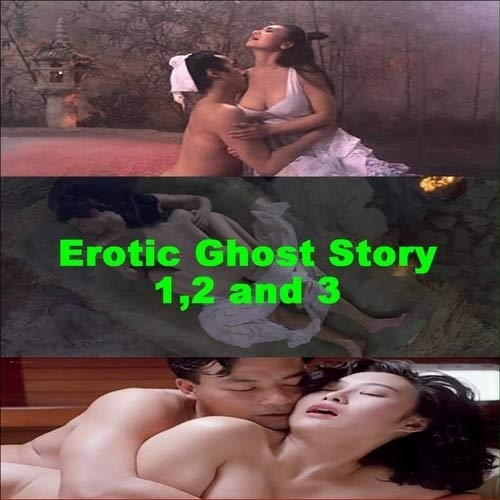 Erotic Ghost Story 1,2 and 3 [Blu-ray]
