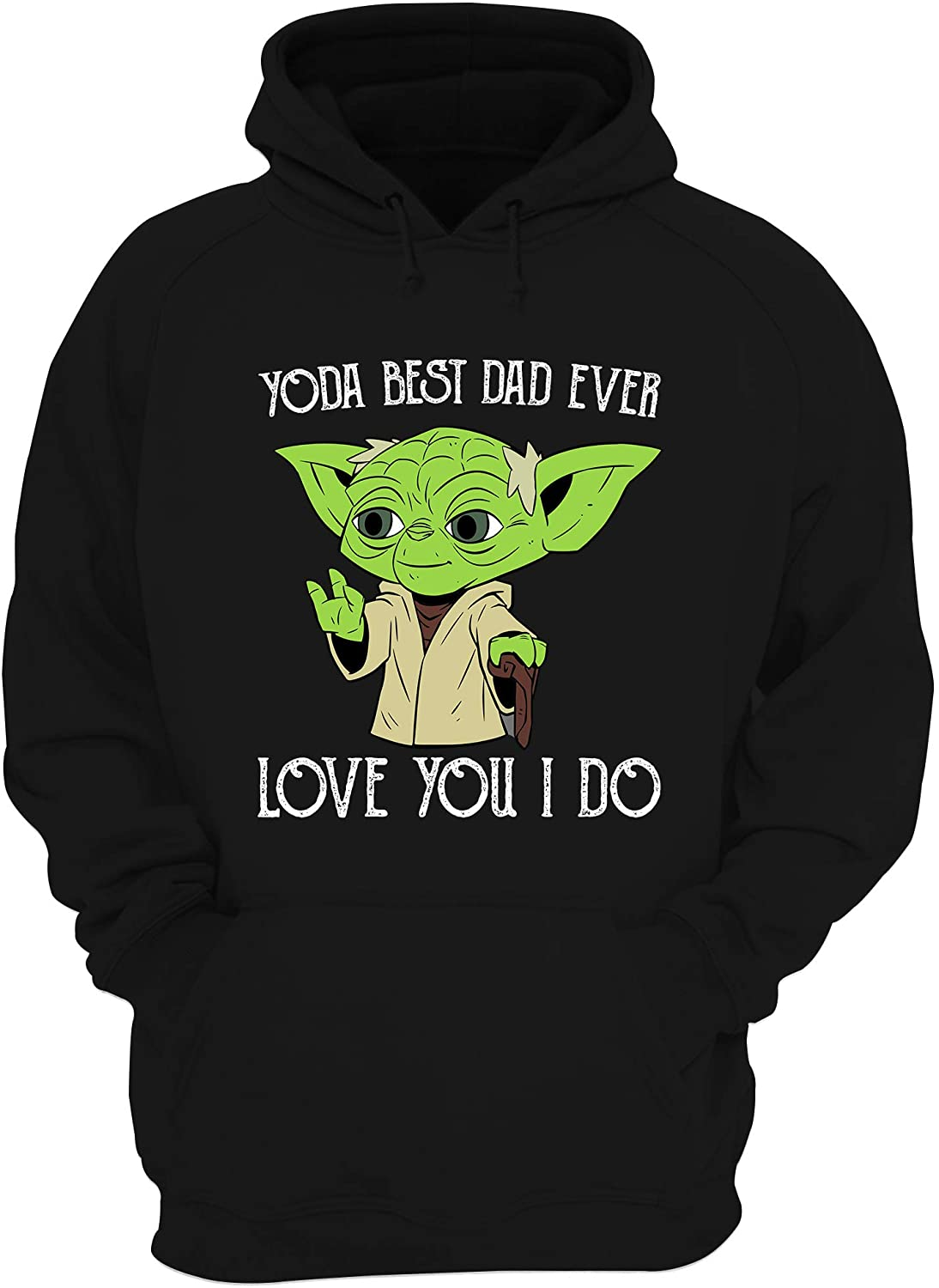 Baby-Yoda Best dad Ever Love You I do Shirt,Gifts for dad,Hoodie, Gifts for Relatives.