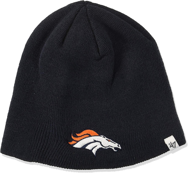 '47 NFL Adult Men's Raised Cuff Knit Hat
