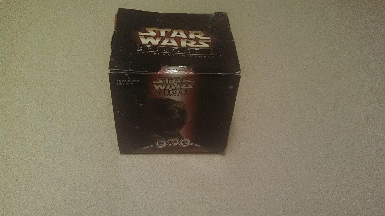 Star Wars Episode I Yoda's Jedi Destiny Toy Taco Bell/KFC/Pizza Hut (Sealed In Original Box)