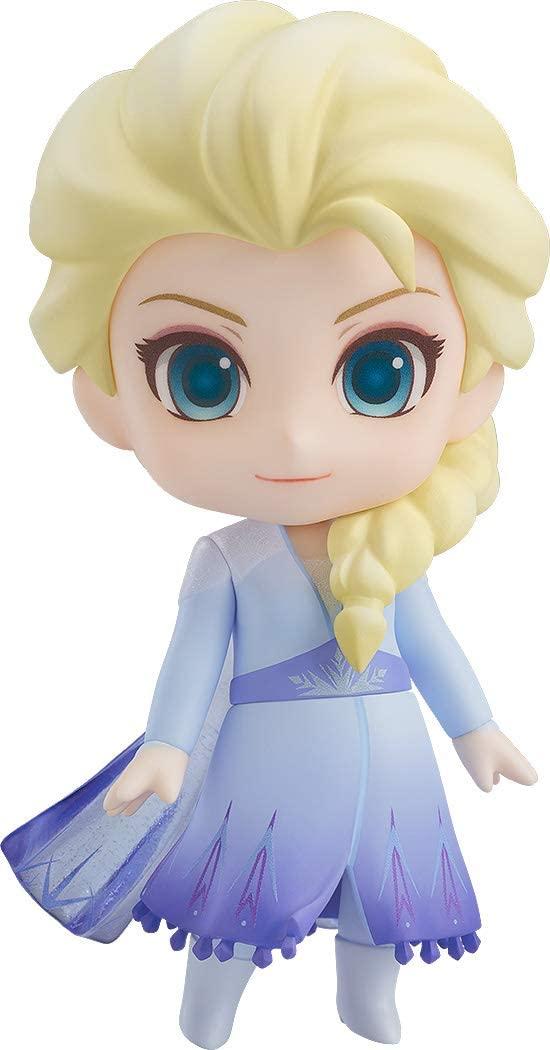 Good Smile Frozen 2: Elsa (Blue Dress Version) Nendoroid Action Figure