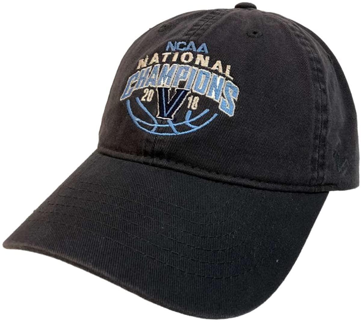 Zephyr Villanova Wildcats 2018 NCAA Men's Basketball National Champions Adj. Relax Hat