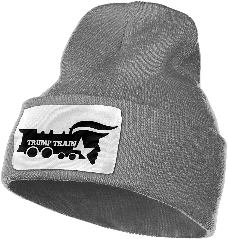 Donald Trump Locomotive Train Knitted Hats Warm Hats Cold Hats Woolen Caps Hedging Caps Unisex