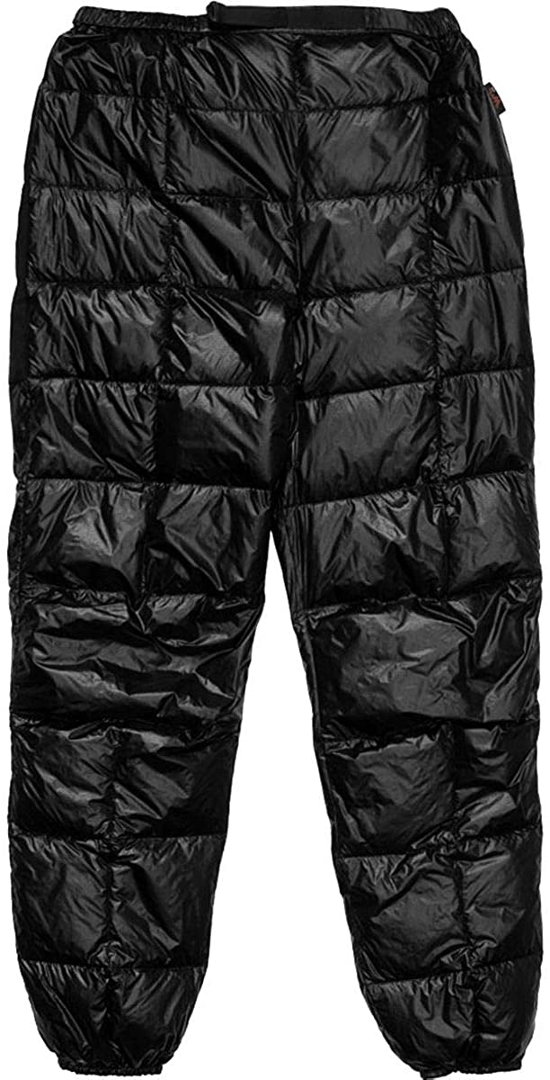 Western Mountaineering Flash Down Pant - Men's Black, XL