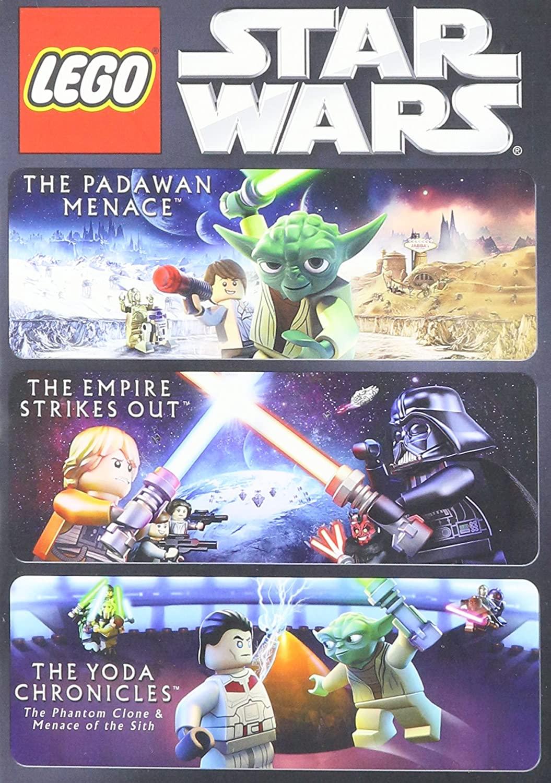 Lego Star Wars: The Padawan Menace / The Empire Strikes Out / The Yoda Chronicles (Walmart Exclusive) (Widescreen, WALMART EXCLU