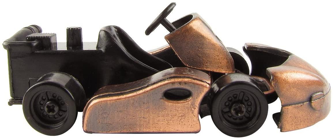 Treasure Gurus 1:24 Gauge Racing Cart Go Kart G Scale Model Train Accessory Pencil Sharpener