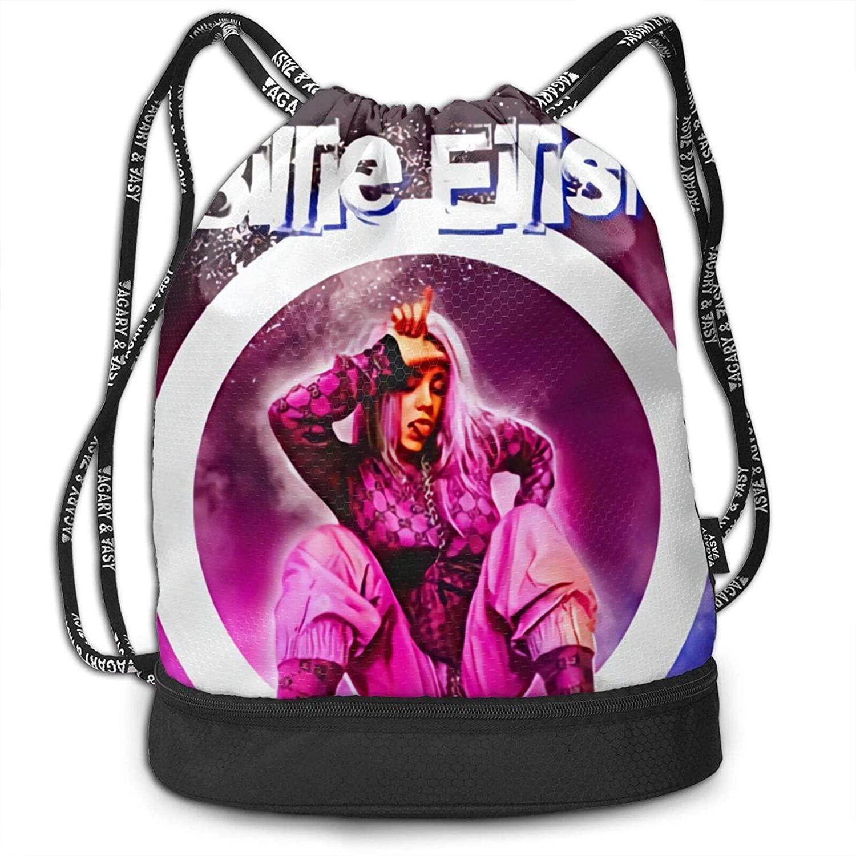 Bil-Lie Ei-Lish Fashion Multifunction Bundle Backpack Shoulder Bags Outdoor