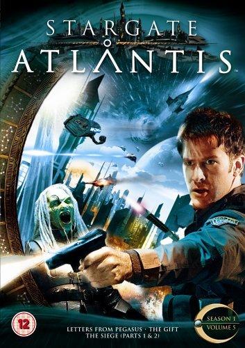 Stargate Atlantis: Season 1 - Episodes 17-20 [DVD]