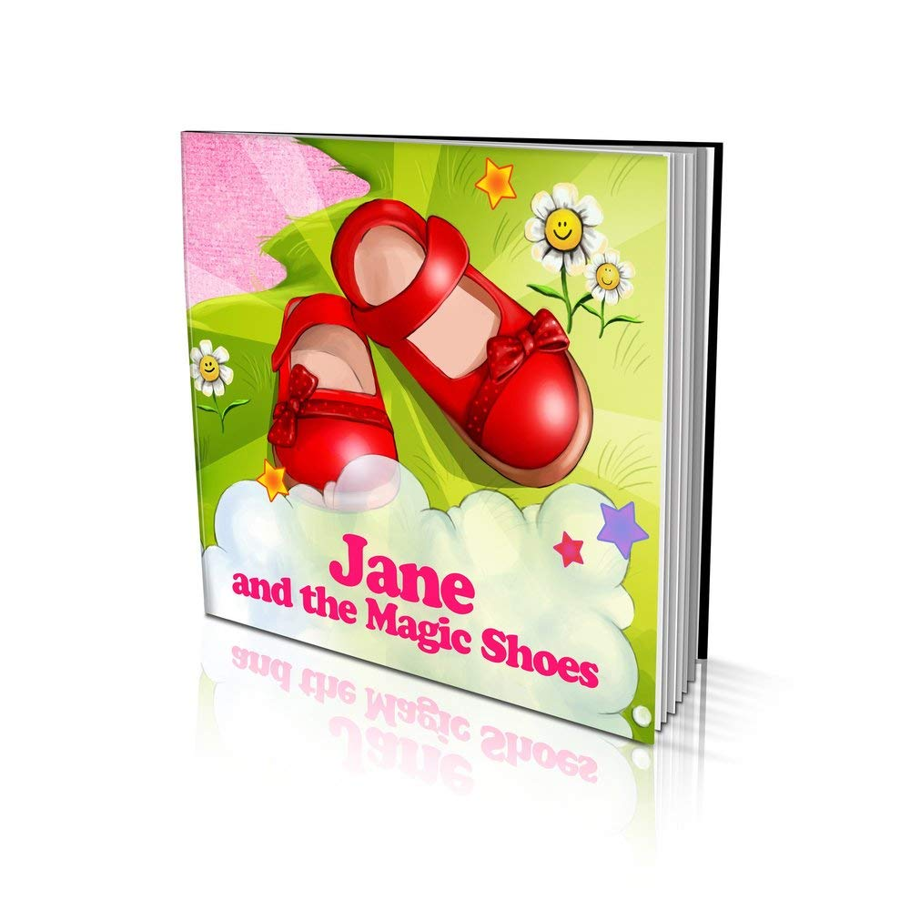Personalized Story Book by Dinkleboo