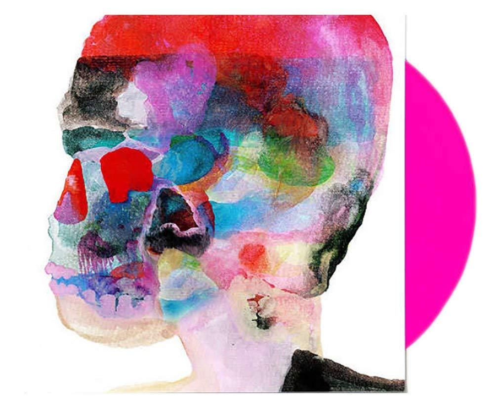 Spoon - Hot Thoughts Limited Pressing LP Exclusive Pink Vinyl [Condition- VG+/NM]