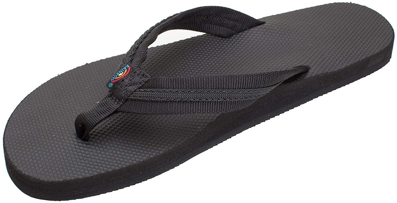 Rainbow Sandals Women's Single Layer Rubber 3/4