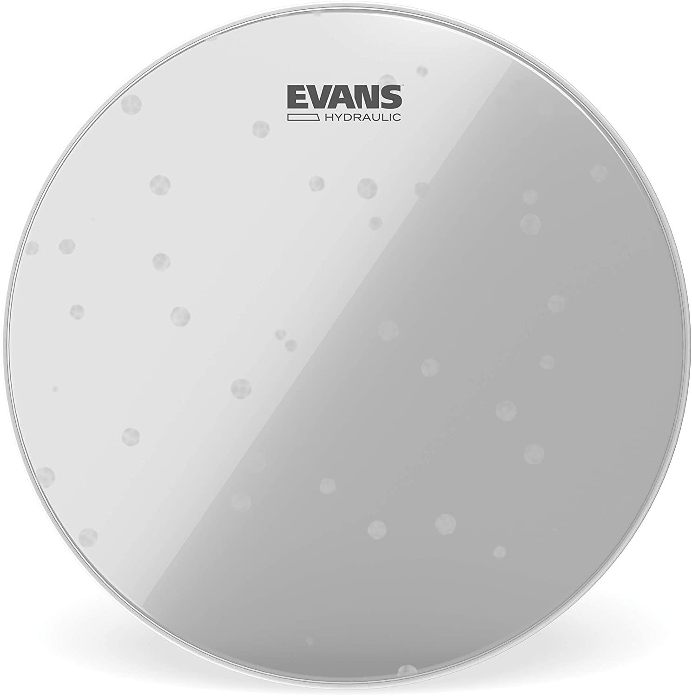 Evans Hydraulic Glass Drum Head, 15 Inch