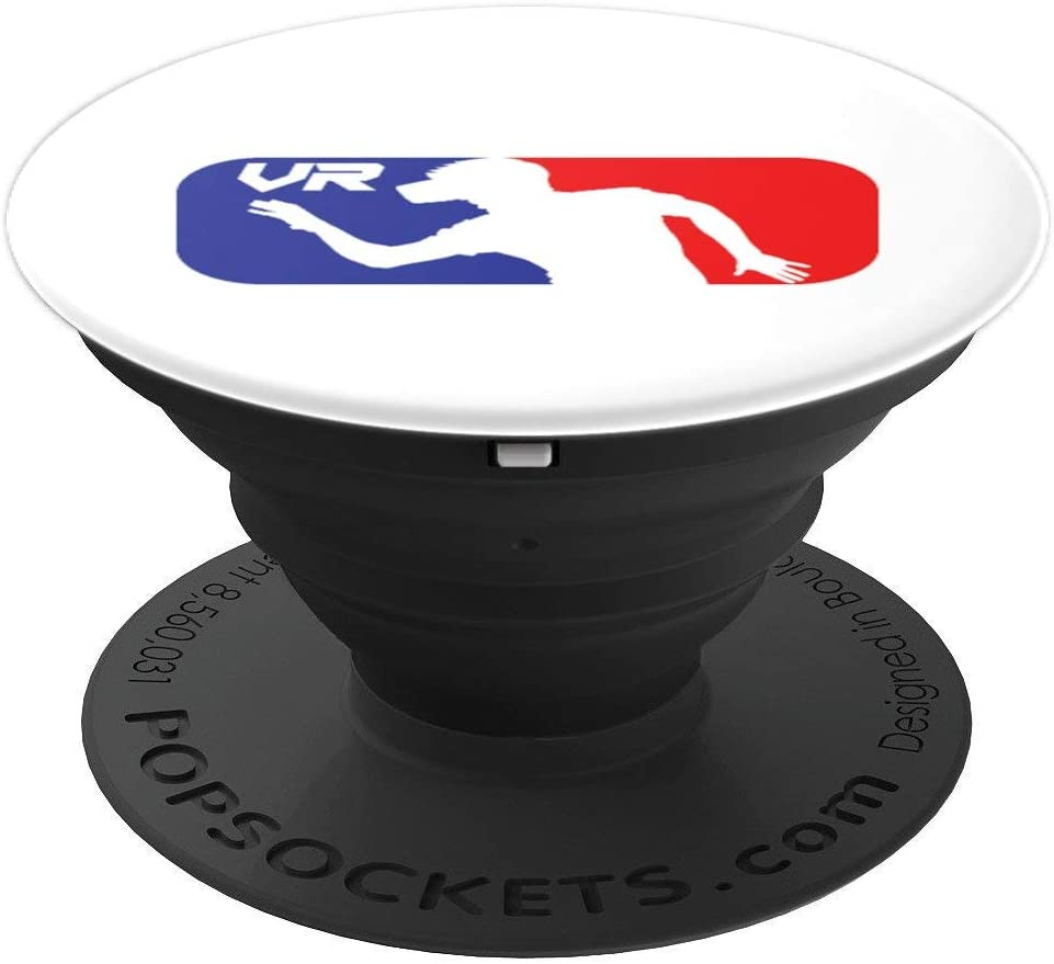 VR Virtual Reality Gaming Gamer PC ESports Player Game Gift PopSockets Grip and Stand for Phones and Tablets