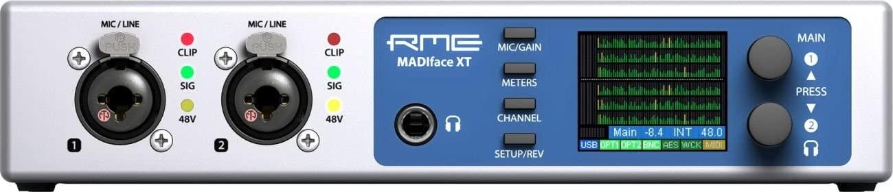 RMEMADIface XT USB 3.0 Audio Interface