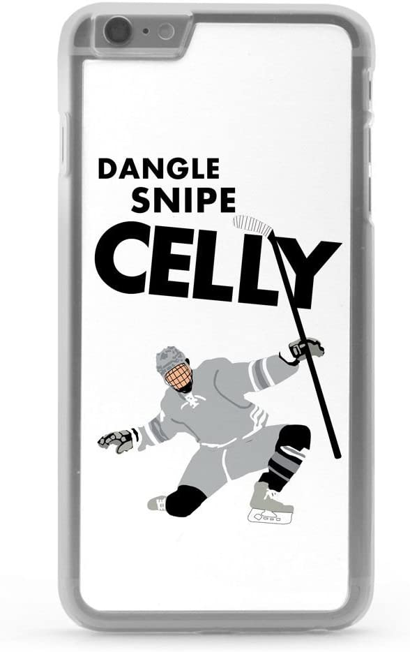 Hockey iPhone 7/8 Case | Dangle Snipe Celly | Gray