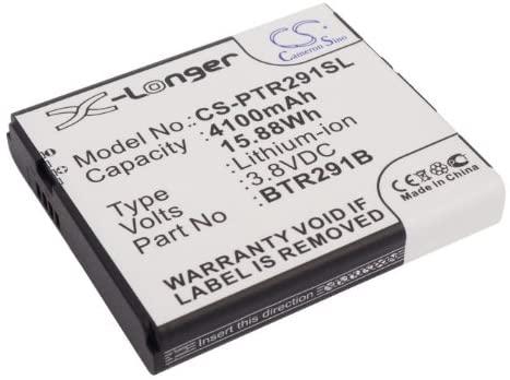 Replacement Battery for Verizon BTR291B,291LVW-7046,Hotspot MHS291L,Hotspot MHS291LVW