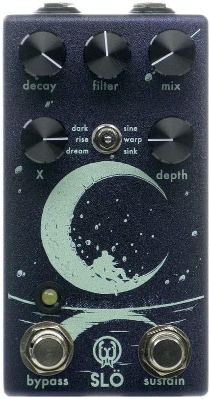 Walrus Audio Slö Multi Texture Reverb, Purple (Gear Hear Exclusive)