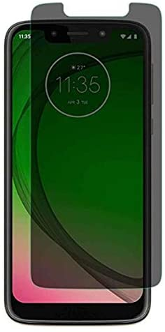 for Moto G7 Power Privacy Screen Tempered Glass - High Clear Anti-Glare Anti-spy Screen Protector Glass for Motorola Moto G7 Power