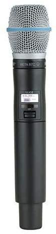 Shure ULX-D Wireless Microphone System, 534-598 MHz (ULXD2/B87C=-H50)