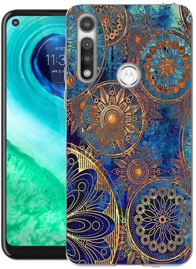 Motorola Moto G Fast Case, CaseExpert Pattern Soft Slim Gel Silicone TPU Back Cover Case for Motorola Moto G Fast