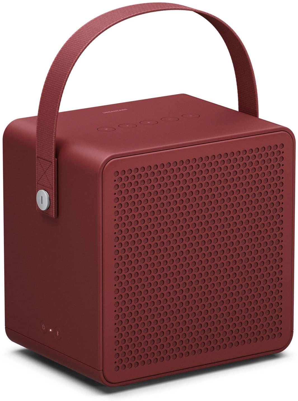 Urbanears Ralis Portable Bluetooth Speaker Haute Red - New
