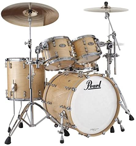 Pearl Reference Pure 4-PC shell pack RFP924XEDP/C102 NATURAL MAPLE Drum