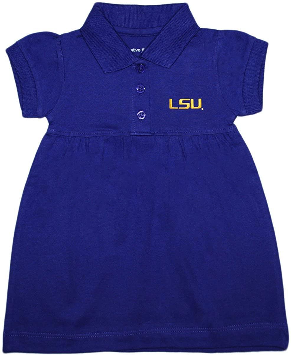 Louisiana State University LSU Polo Dress