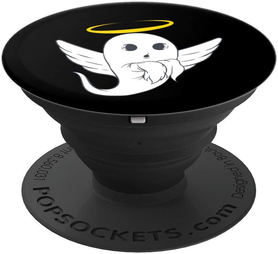 Spooky Ghost Sheet Halloween Costume 2020 Ghost Witches PopSockets Grip and Stand for Phones and Tablets
