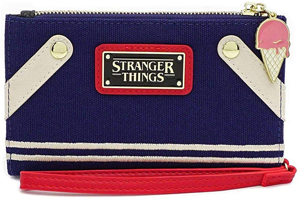 Loungefly x Stranger Things Scoops Ahoy Steve's Uniform Wallet
