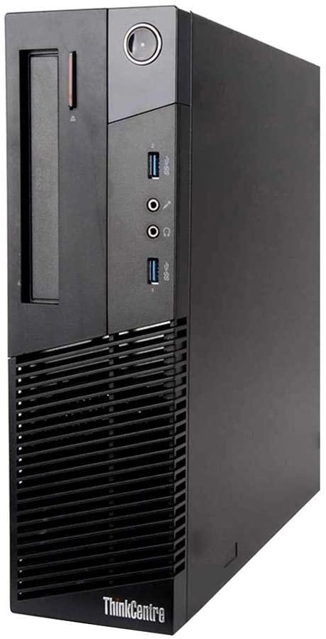 Lenovo Gaming PC ThinkCentre M93p Desktop Computer SFF - Core I7-4770 3.4Ghz - 16GB RAM - 1TB SSD, NVIDIA GT 750Ti 4GB DDR5, DVD-ROM, Keyboard, Mouse, WiFi, Windows 10 Home 64-bit (Renewed)