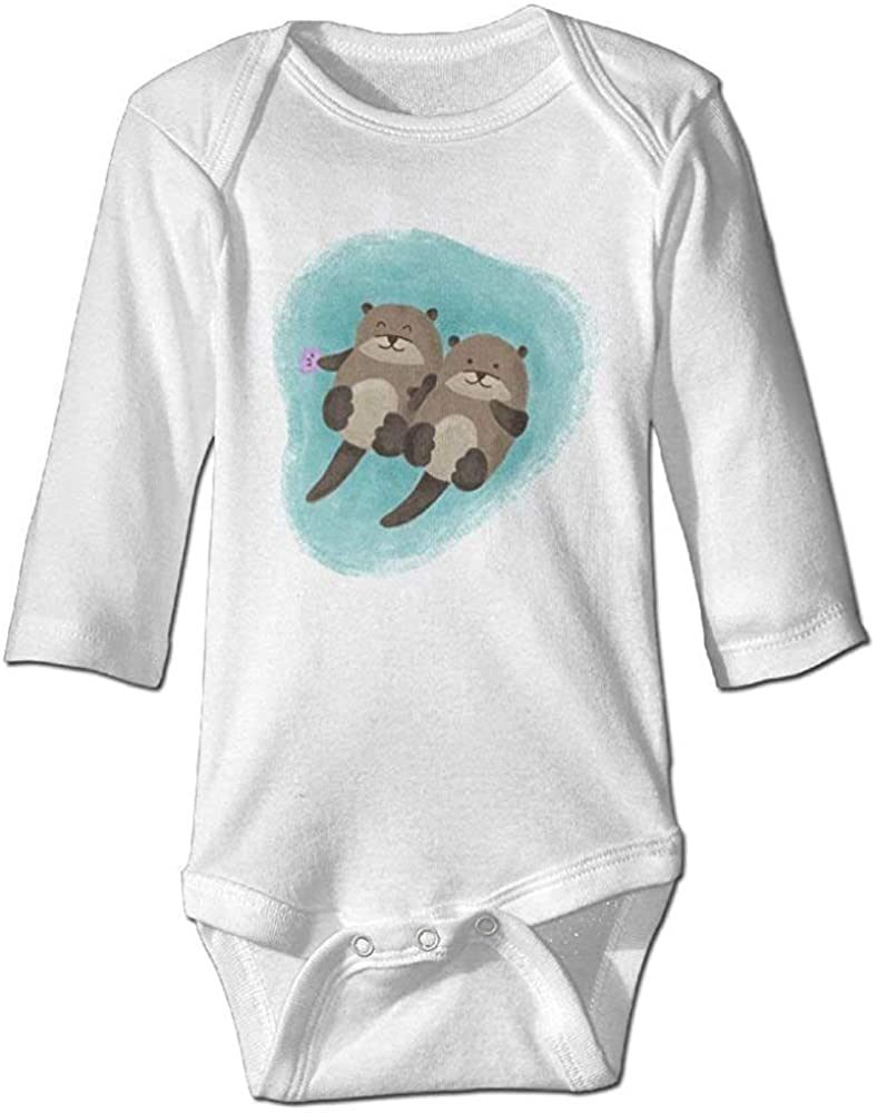 Pengshiliu Twin Otter Baby Climbing Bodysuit Long Sleeve Romper Jumpsuit